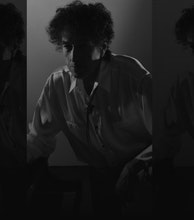 Bob Dylan artist photo