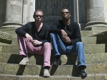 Simon and Oscar (Ocean Colour Scene) artist photo