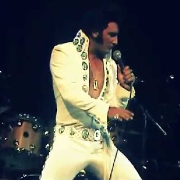 Gordon Davis as Elvis Presley Tour Dates
