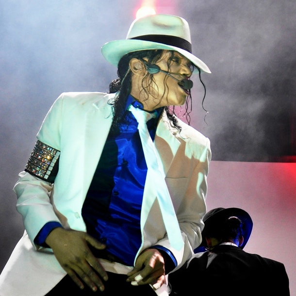 Navi As Michael Jackson