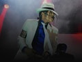 Navi As Michael Jackson event picture