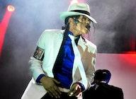 Navi As Michael Jackson artist photo