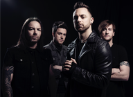 Bullet For My Valentine artist photo