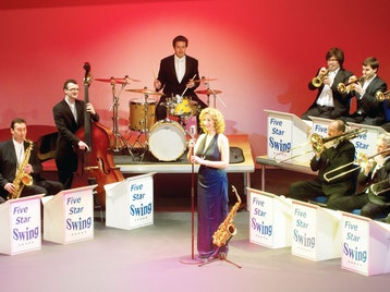 Five Star Swing: The Big Band artist photo