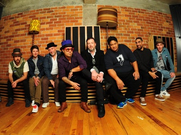Fat Freddy's Drop artist photo