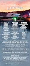 Flyer thumbnail for Latitude Festival 2015