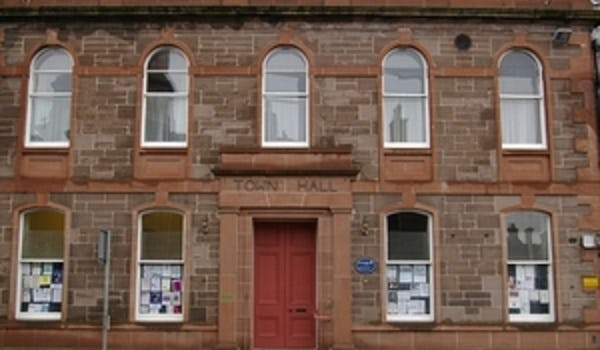 Stonehaven Town Hall Events