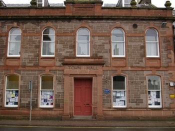 Stonehaven Town Hall venue photo