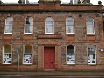 Stonehaven Town Hall picture