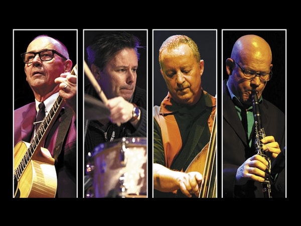 Andy Fairweather Low & The Low Riders Tour Dates
