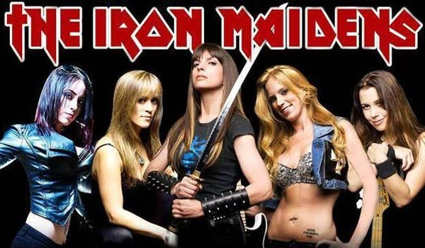 The Iron Maidens Tour Dates