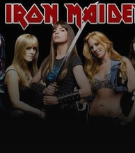 The Iron Maidens artist photo