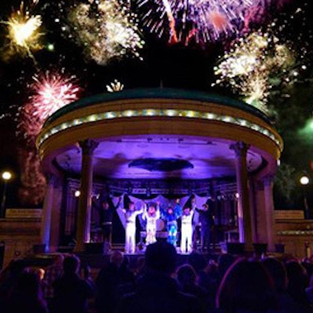 Eastbourne Bandstand Events