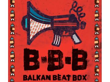 Balkan Beat Box artist photo