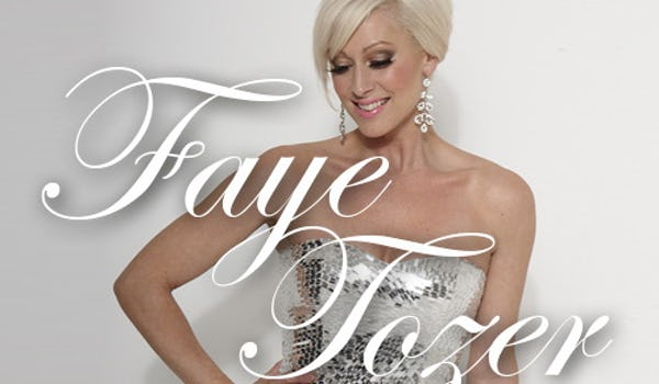 Faye Tozer Tour Dates