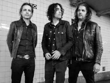 Jon Spencer Blues Explosion artist photo
