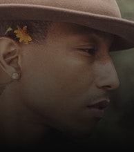 Pharrell Williams artist photo