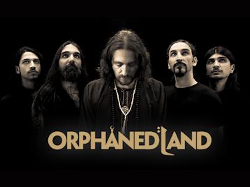 Orphaned Land artist photo