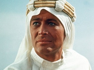 Film promo picture: Lawrence of Arabia