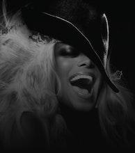 Janet Jackson artist photo