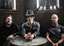 The Fratellis to appear at Llangollen Pavilion in July