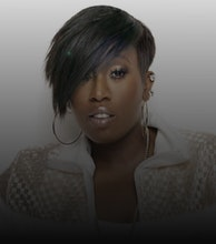 Missy Elliott artist photo