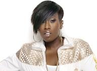 Missy Elliott artist photo