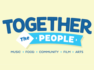 Together The People: Super Furry Animals, Levellers, Billy Bragg, Ghostpoet, Lucy Spraggan, Brakes, The Xcerts, Chris Simmons, Half Crown, Glass City Vice, Mok, Carnival Collective, Mike Dignam, Horrible Histories, Jack Watts, Ellie Ford, Jack Morris, Diedre Faegre, George O'Gilvie, Daisy Jean Russell, Jye Whiteman, Bella Spinks, Mara Simpson, Rory Indiana, Atlas Wynd, Mindofalion, Safe To Swim, Orchards, The Rocking Horse Club, Thoughts, Verity Sessions, Jose Gonzalez, Martha Reeves, Public Service Broadcasting, Lucy Rose, Roots Manuva, Dizraeli and The Small Gods, Scott Matthews, Jacko Hooper, Yonaka, Kudu Blue, Normanton Street, Neon Saints, Aniseed Treats, Amy Yon, Oktoba, Bess Atwell, Christopher Matthewson, Tiago Saga, Sam Jordan & The Dead Boys, Josh Mac, Paper Hawk, Matthew The Oxx, Wild Cat Strike, Written In Waters, Big Society, Time For T, Astrid's Tea Party, LuAmi, Frankie Furlow, Cat In The Hat Live picture