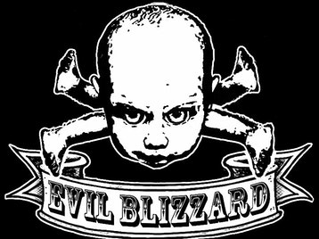 The Worst Album Launch on Earth: Evil Blizzard, Queen Zee picture