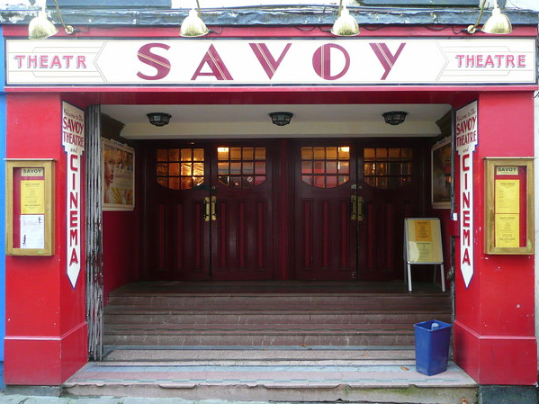Savoy Theatre & Cinema Events