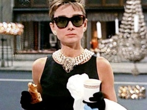 Film promo picture: Breakfast at Tiffany's