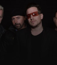 U2-2 The Original Achtung Baby artist photo