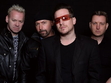U2-2 The Original Achtung Baby picture