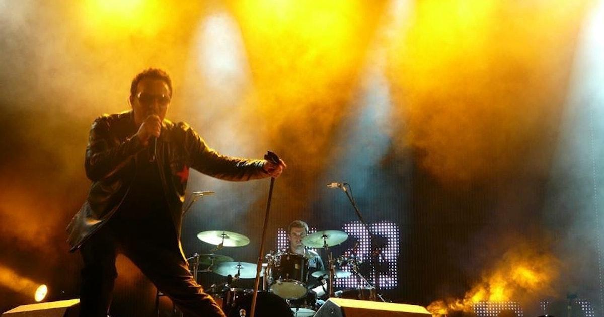 U2 UK Tour Dates & Tickets 2019   Ents24