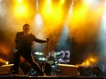 U2 UK artist photo