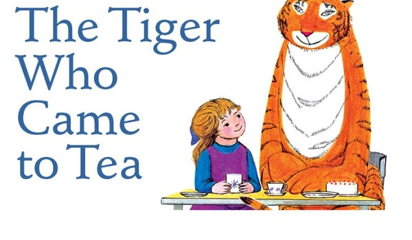 The Tiger Who Came To Tea Tour Dates