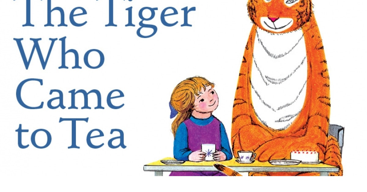 The Tiger Who Came To Tea Torquay Tickets, Princess Theatre, 30th Apr 2021 | Ents24