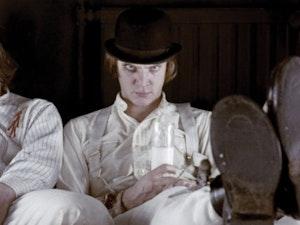 Film promo picture: A Clockwork Orange