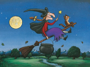 Room On The Broom (Touring) picture
