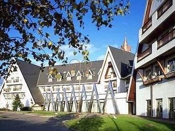 Coppid Beech Hotel venue photo