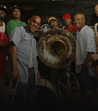 Rebirth Brass Band artist photo