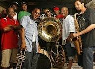 Rebirth Brass Band artist photo