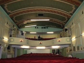 Caerphilly Workmen's Hall venue photo