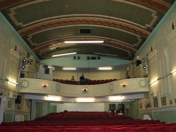 Caerphilly Workmen's Hall venue photo