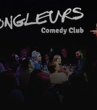 Just The Tonic Comedy Club artist photo