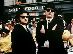 Film promo picture: The Blues Brothers