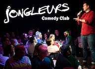 Jongleurs Nottingham artist photo