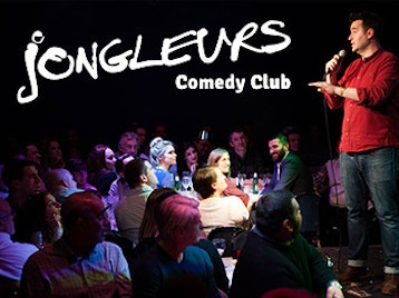 Jongleurs Nottingham venue photo