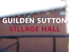 Guilden Sutton Village Hall photo