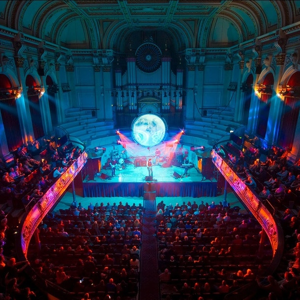 Huddersfield Town Hall Events